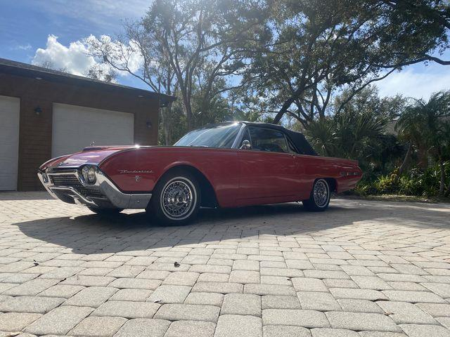 1962 Ford Thunderbird (CC-1442302) for sale in Lakeland, Florida