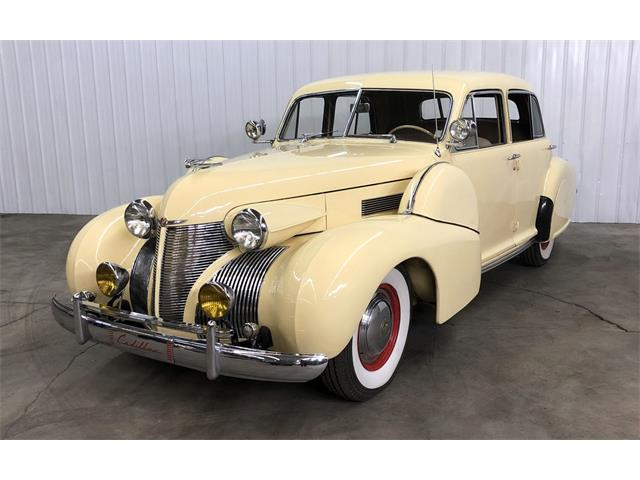 1939 Cadillac Series 60 (CC-1442313) for sale in Maple Lake, Minnesota