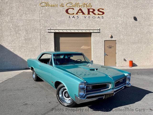 1966 Pontiac GTO (CC-1442320) for sale in Las Vegas, Nevada