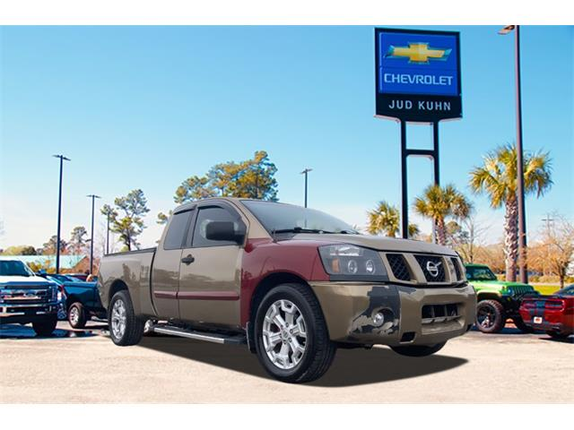 2005 Nissan Titan (CC-1442345) for sale in Little River, South Carolina
