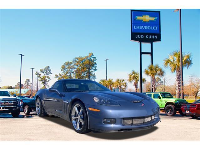 2011 Chevrolet Corvette (CC-1442346) for sale in Little River, South Carolina