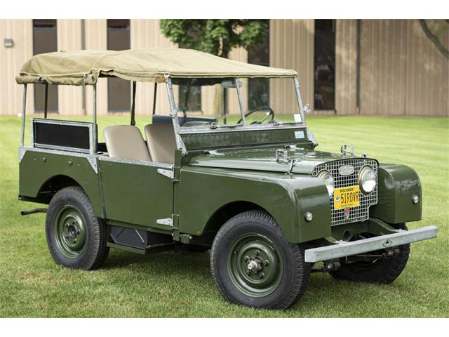 1951 Land Rover Series I (CC-1442351) for sale in Ripon, Wisconsin