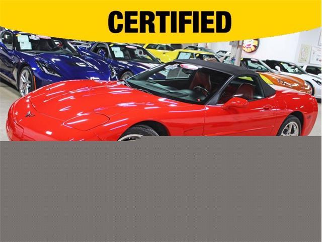 2002 Chevrolet Corvette (CC-1442353) for sale in Atlanta, Georgia