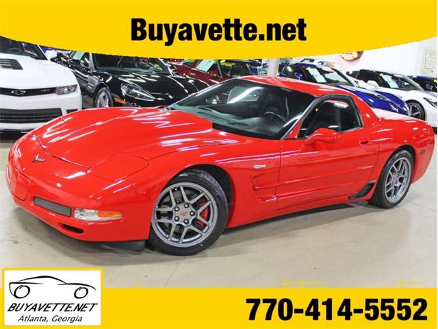 2004 Chevrolet Corvette (CC-1442357) for sale in Atlanta, Georgia