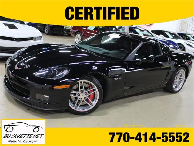 2006 Chevrolet Corvette (CC-1442360) for sale in Atlanta, Georgia
