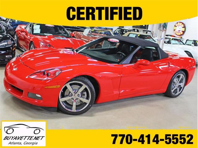 2010 Chevrolet Corvette (CC-1442368) for sale in Atlanta, Georgia