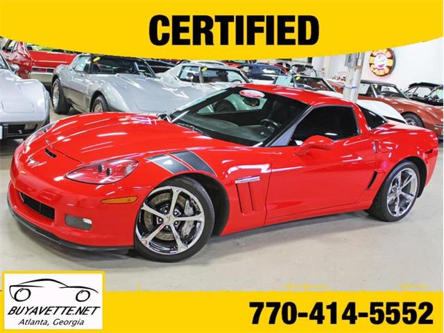 2011 Chevrolet Corvette (CC-1442371) for sale in Atlanta, Georgia