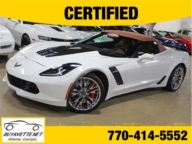 2016 Chevrolet Corvette (CC-1442386) for sale in Atlanta, Georgia
