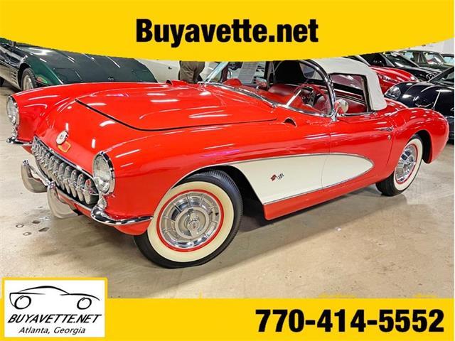 1957 Chevrolet Corvette (CC-1442399) for sale in Atlanta, Georgia