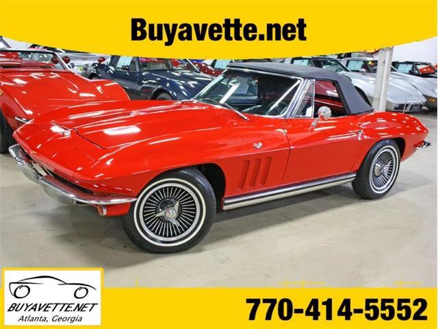 1965 Chevrolet Corvette (CC-1442402) for sale in Atlanta, Georgia