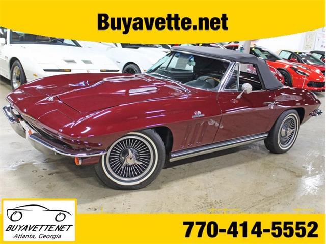 1965 Chevrolet Corvette (CC-1442403) for sale in Atlanta, Georgia