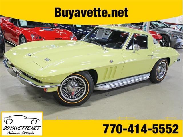 1966 Chevrolet Corvette (CC-1442407) for sale in Atlanta, Georgia