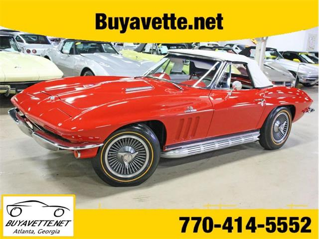 1965 Chevrolet Corvette (CC-1442409) for sale in Atlanta, Georgia