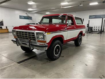 1978 Ford Bronco (CC-1440241) for sale in Holland , Michigan