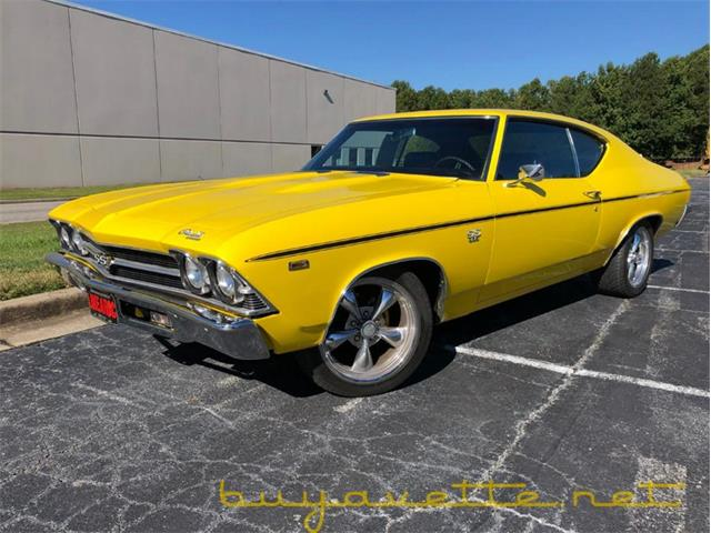 1969 Chevrolet Chevelle (CC-1442412) for sale in Atlanta, Georgia