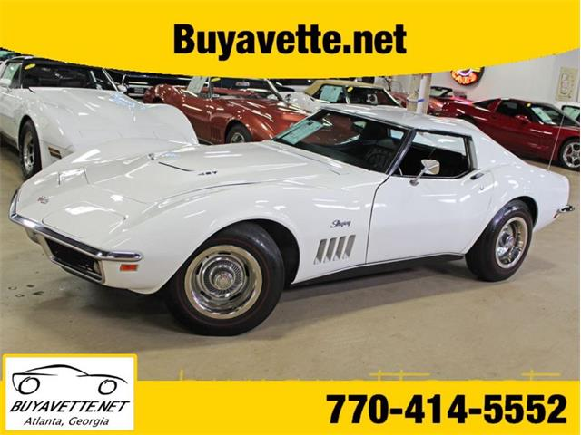 1969 Chevrolet Corvette (CC-1442413) for sale in Atlanta, Georgia
