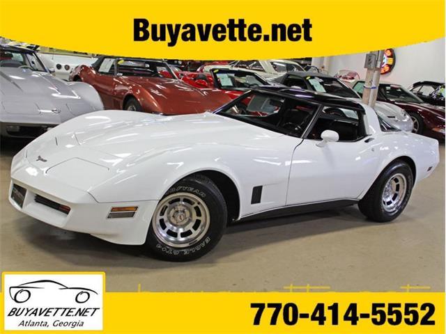 1980 Chevrolet Corvette (CC-1442418) for sale in Atlanta, Georgia