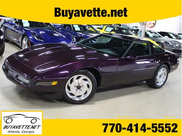 1994 Chevrolet Corvette (CC-1442426) for sale in Atlanta, Georgia