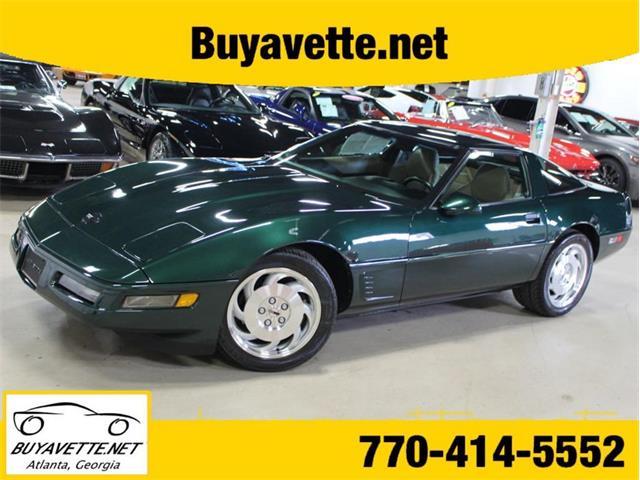 1996 Chevrolet Corvette (CC-1442434) for sale in Atlanta, Georgia