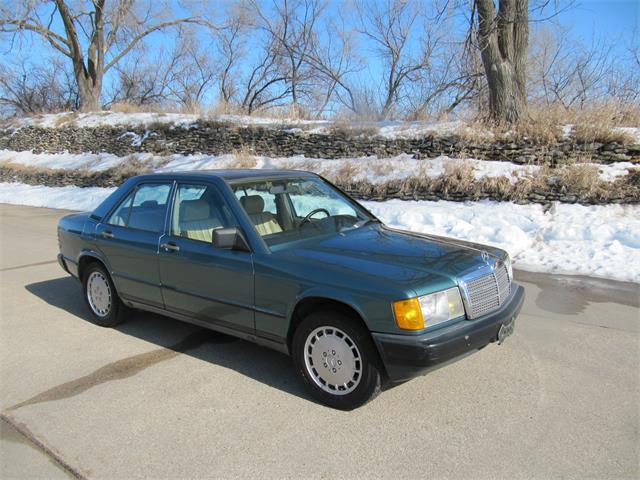 1986 Mercedes-Benz 190E 2 3 (CC-1442436) for sale in Omaha, Nebraska