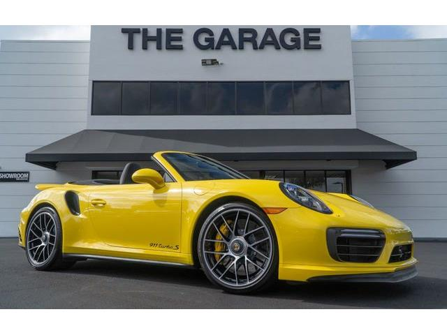 2017 Porsche 911 (CC-1440244) for sale in Miami, Florida