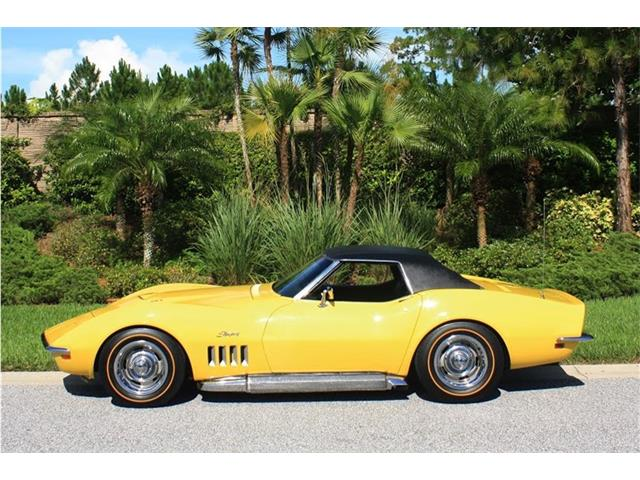 1969 Chevrolet Corvette Stingray (CC-1442442) for sale in Sarasota,, Florida