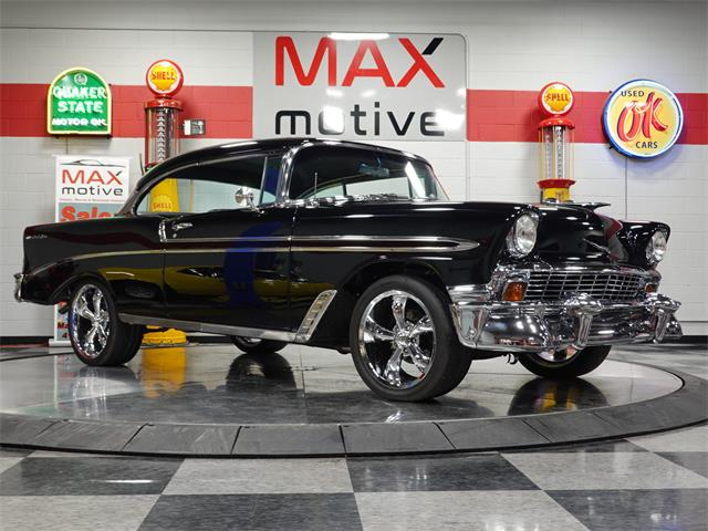 1956 Chevrolet Bel Air (CC-1442450) for sale in Pittsburgh, Pennsylvania