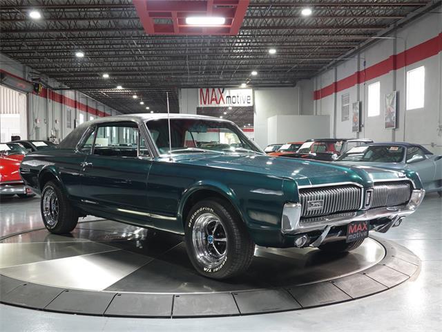 1967 Mercury Cougar (CC-1442451) for sale in Pittsburgh, Pennsylvania