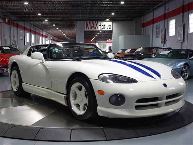 1996 Dodge Viper (CC-1442452) for sale in Pittsburgh, Pennsylvania
