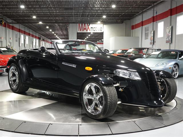 1999 Plymouth Prowler (CC-1442453) for sale in Pittsburgh, Pennsylvania
