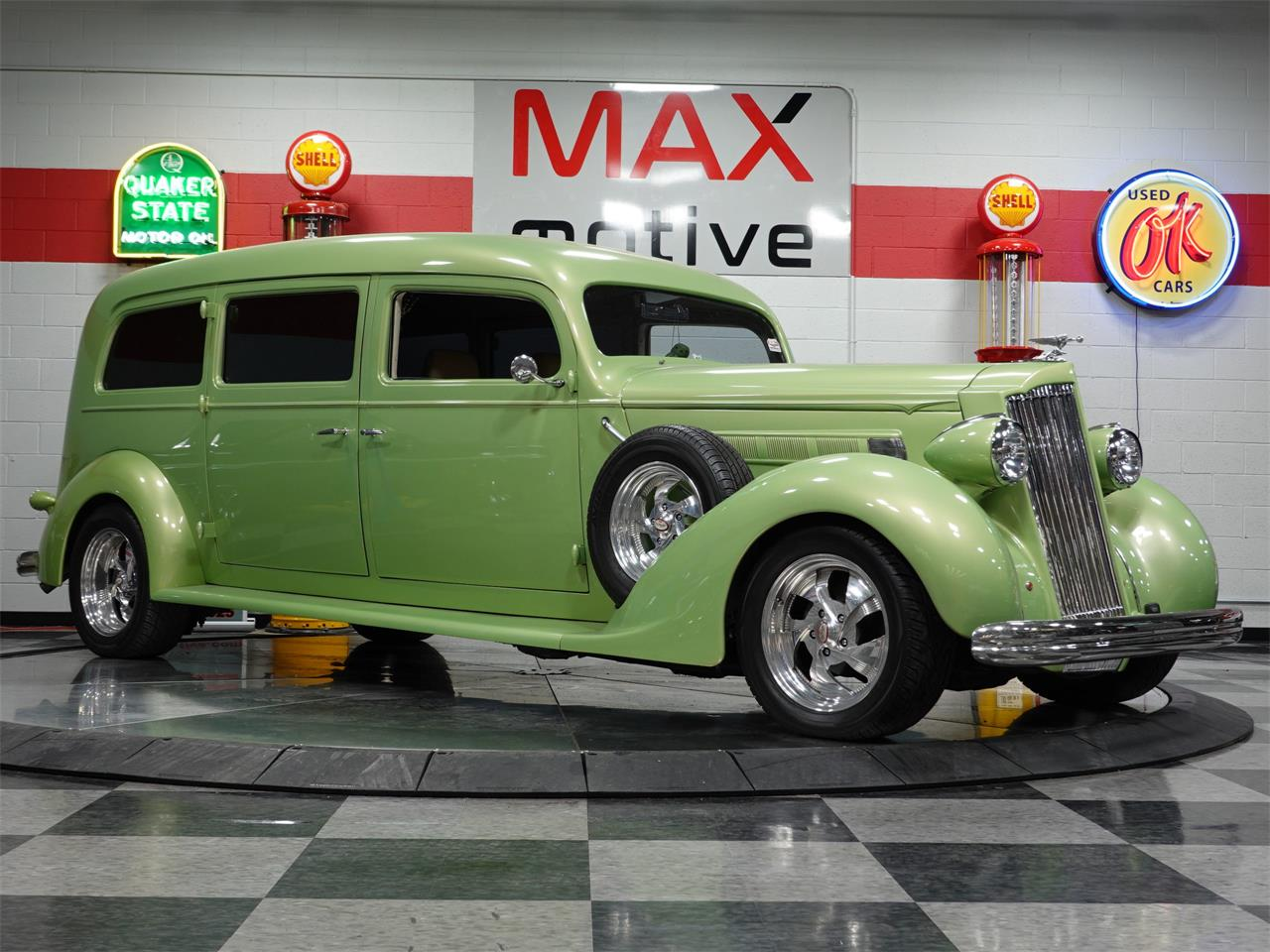 1936 Packard 120 (CC-1442454) for sale in Pittsburgh, Pennsylvania