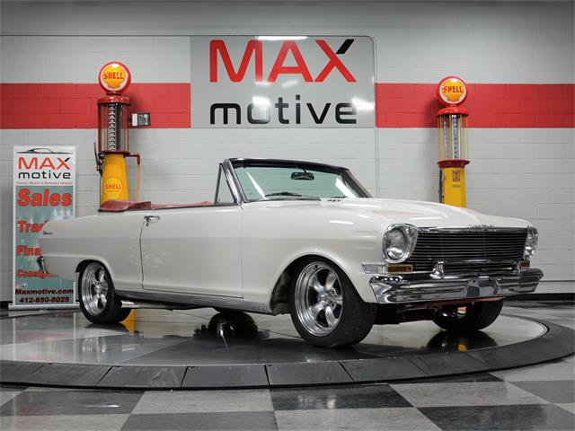 1962 Chevrolet Nova (CC-1442460) for sale in Pittsburgh, Pennsylvania