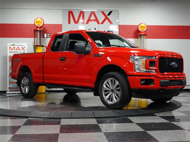 2018 Ford F150 (CC-1442464) for sale in Pittsburgh, Pennsylvania