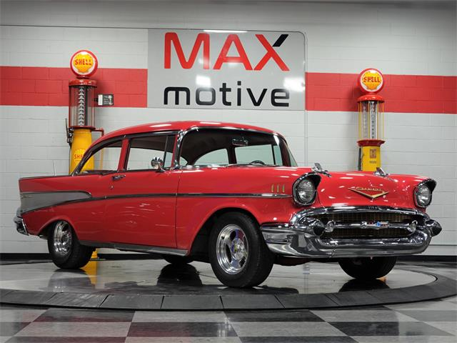 1957 Chevrolet Bel Air (CC-1442468) for sale in Pittsburgh, Pennsylvania
