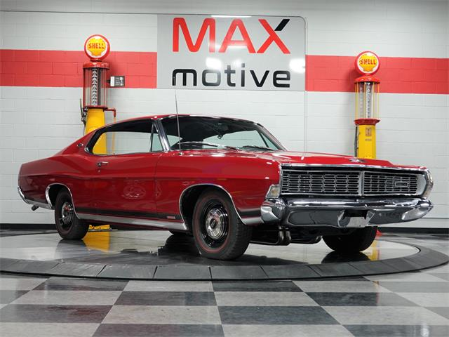1968 Ford Galaxie (CC-1442469) for sale in Pittsburgh, Pennsylvania