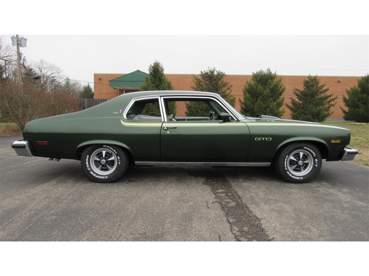 1974 Pontiac GTO (CC-1442471) for sale in MILFORD, Ohio