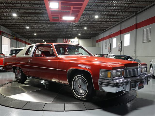 1978 Cadillac Coupe DeVille (CC-1442472) for sale in Pittsburgh, Pennsylvania