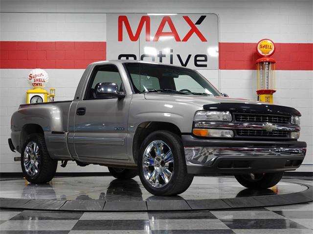 2000 Chevrolet Silverado (CC-1442474) for sale in Pittsburgh, Pennsylvania