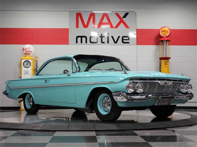 1961 Chevrolet Bel Air (CC-1442476) for sale in Pittsburgh, Pennsylvania