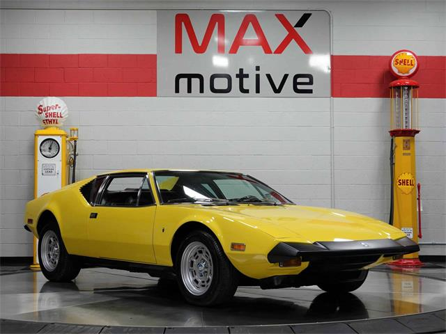 1974 De Tomaso Pantera (CC-1442477) for sale in Pittsburgh, Pennsylvania