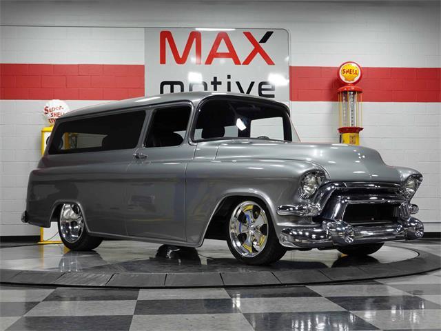 1958 Chevrolet Suburban (CC-1442479) for sale in Pittsburgh, Pennsylvania