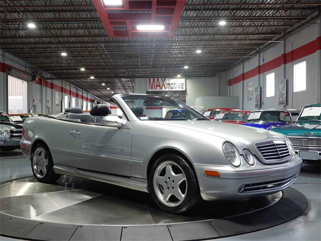 2001 Mercedes-Benz CLK430 (CC-1442480) for sale in Pittsburgh, Pennsylvania