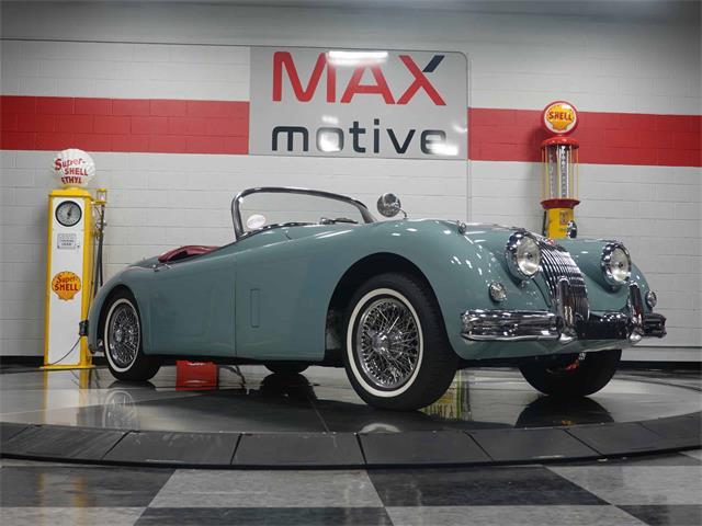1958 Jaguar XK150 (CC-1442485) for sale in Pittsburgh, Pennsylvania