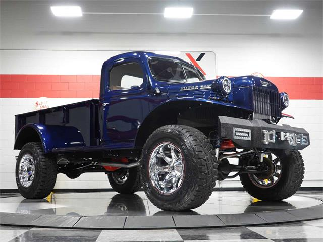 1950 Dodge Power Wagon (CC-1442486) for sale in Pittsburgh, Pennsylvania