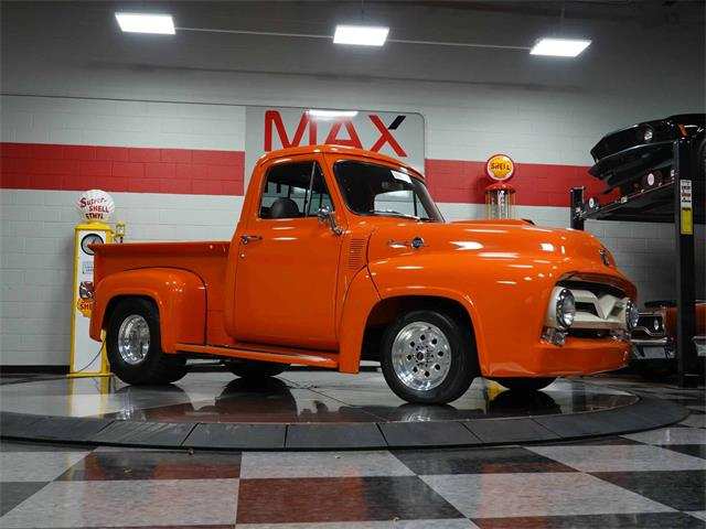 1955 Ford F100 (CC-1442492) for sale in Pittsburgh, Pennsylvania
