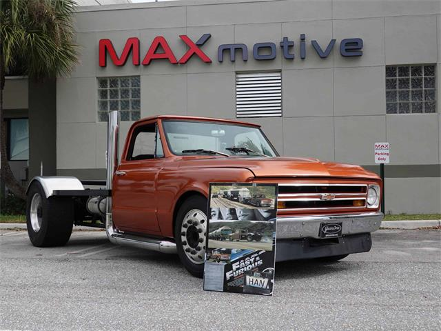 1967 Chevrolet C10 (CC-1442498) for sale in Pittsburgh, Pennsylvania