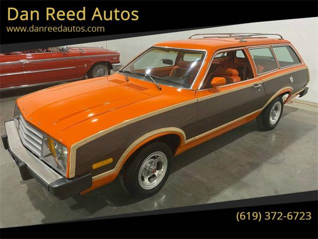 1979 Ford Pinto (CC-1442516) for sale in Escondido, California