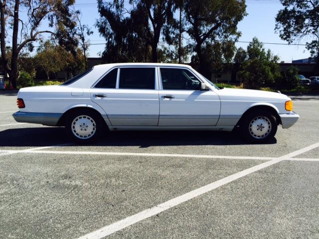 1988 Mercedes-Benz 300SEL (CC-1442532) for sale in Burlingame , Ca