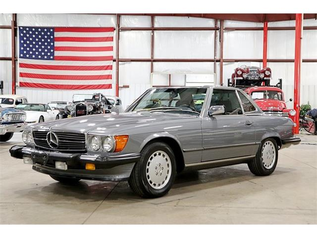 1989 Mercedes-Benz 560SL (CC-1442533) for sale in Kentwood, Michigan