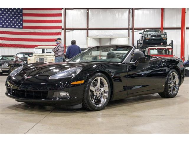 2007 Chevrolet Corvette (CC-1442536) for sale in Kentwood, Michigan